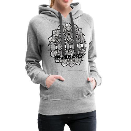 Los Chicos - Sweat-shirt à capuche Premium pour femmes