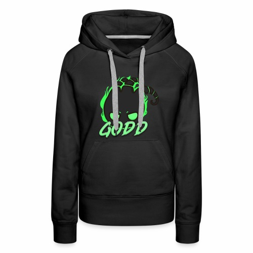 ThreGodd - Women's Premium Hoodie