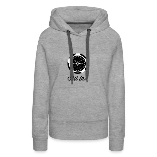 Poker-Collection - Frauen Premium Hoodie