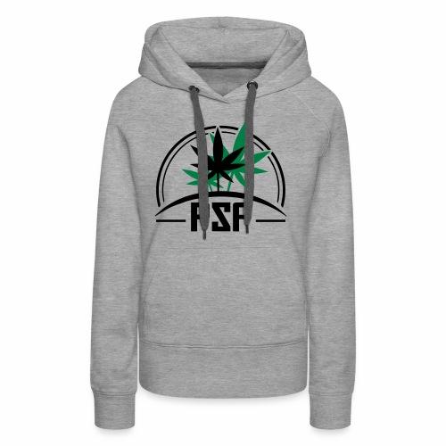 PSF - Sweat-shirt à capuche Premium pour femmes
