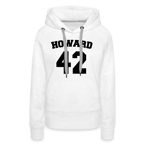 Beavers back - Vrouwen Premium hoodie