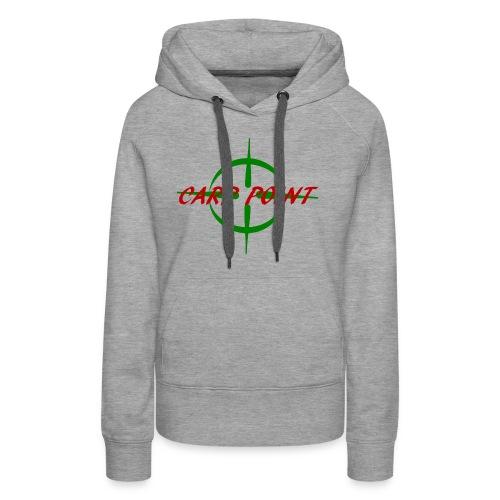 Carp Point T-Shirt - Frauen Premium Hoodie