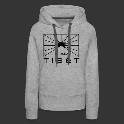 Team Tibet - Frauen Premium Hoodie