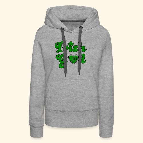 Irish God - Women's Premium Hoodie