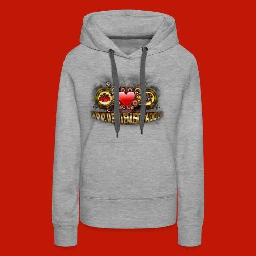 wlm-logo gross - Frauen Premium Hoodie