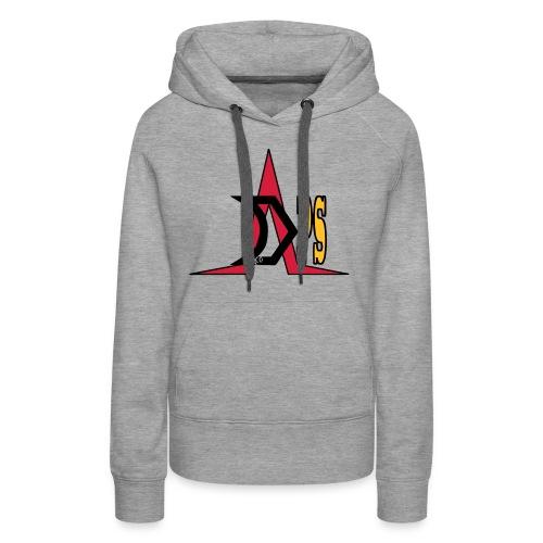 dps444 - Sweat-shirt à capuche Premium pour femmes