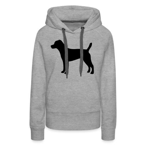 Patterdale Terrier - Frauen Premium Hoodie