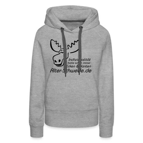 Individualität - Frauen Premium Hoodie