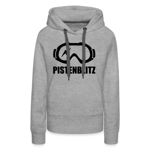 pistenblitz - Frauen Premium Hoodie