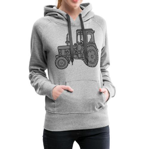 Traktor Landwirtschaft 2 - Frauen Premium Hoodie