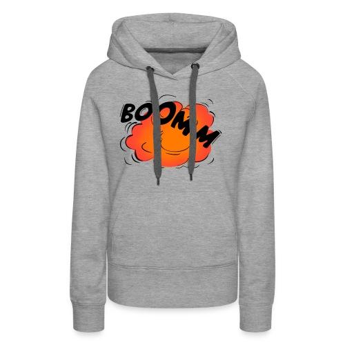 explosion - Frauen Premium Hoodie