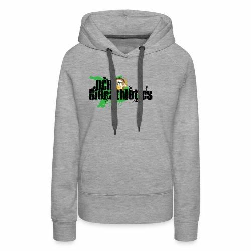 Bierathletics - Frauen Premium Hoodie