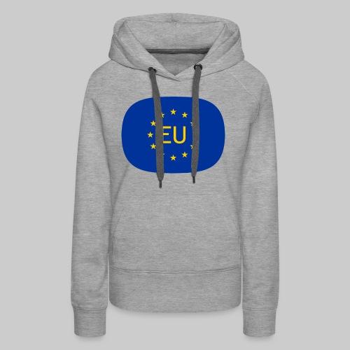 VJocys European Union EU - Women's Premium Hoodie