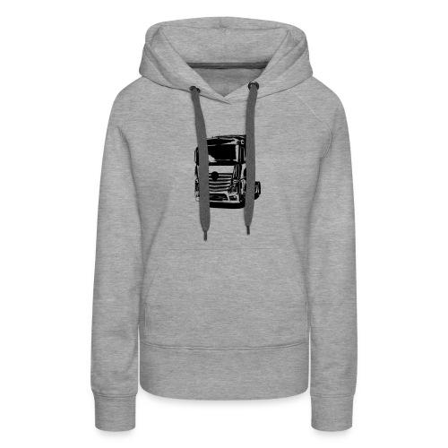 Actross - Frauen Premium Hoodie