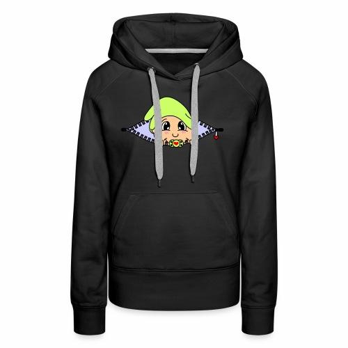 Zwerg - Frauen Premium Hoodie