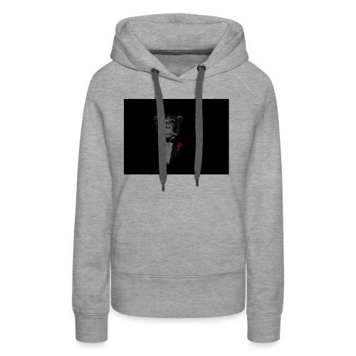 The Real Gentleman - Vrouwen Premium hoodie