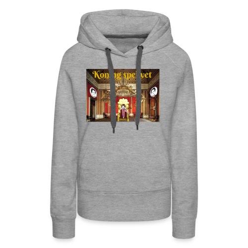 Koning Spekvet - Vrouwen Premium hoodie