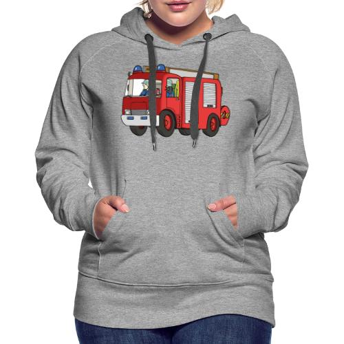 Engine 7 - Frauen Premium Hoodie