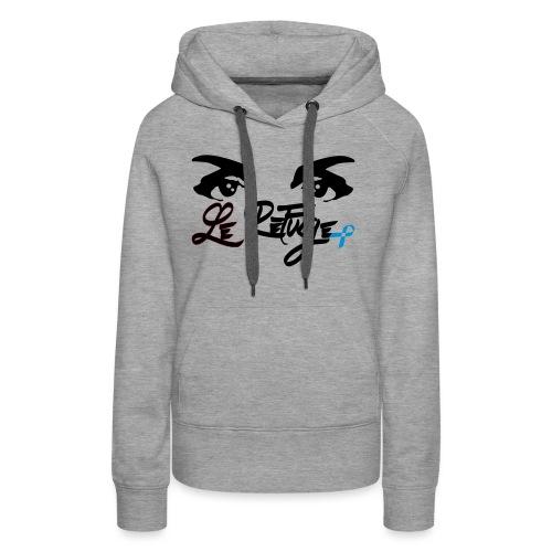 Team Etats - Goodies - Sweat-shirt à capuche Premium pour femmes