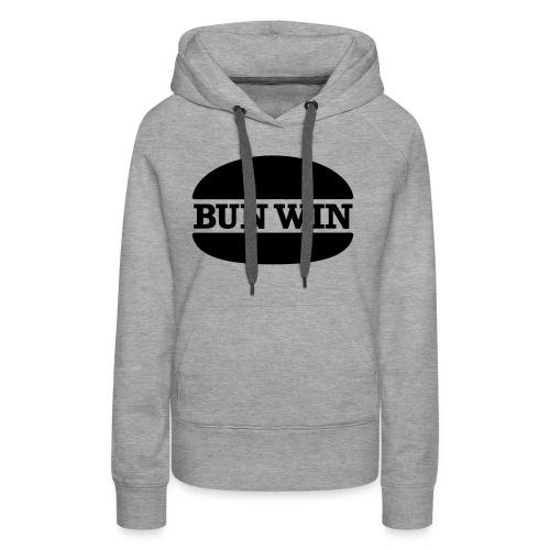 bunwinblack - Women's Premium Hoodie