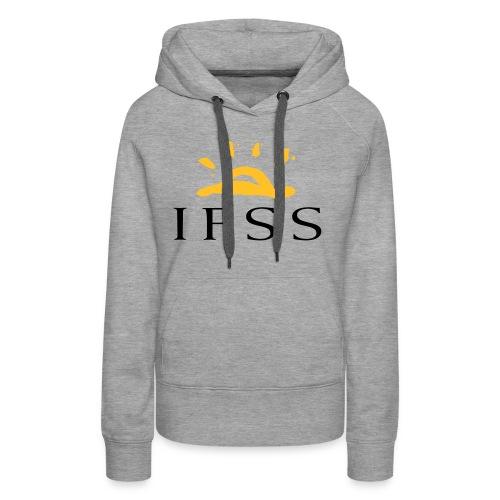 IFSS logga - Premiumluvtröja dam