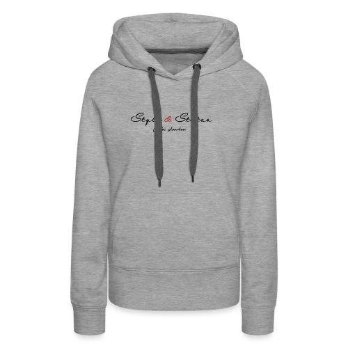 Style & Status - Women's Premium Hoodie