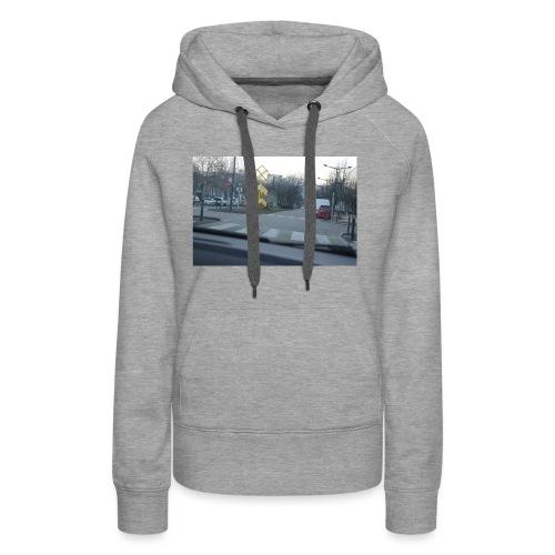 Tidoue 1 - Sweat-shirt à capuche Premium pour femmes