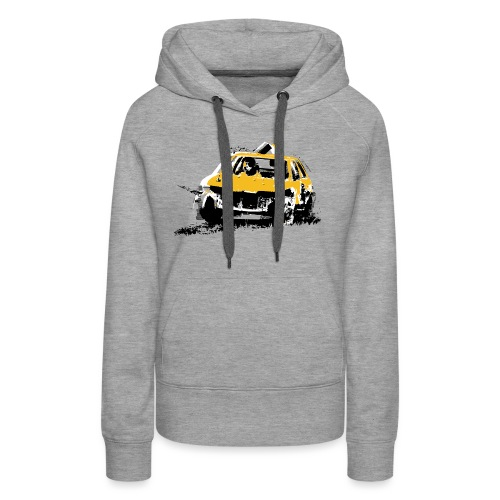 StockCar - Women's Premium Hoodie