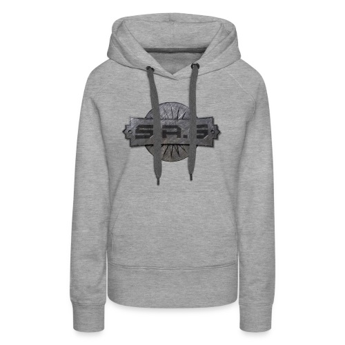S.A.S. tshirt men - Vrouwen Premium hoodie