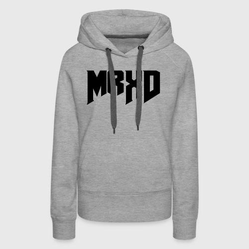 Cappello MrXD (DooM Version) - Felpa con cappuccio premium da donna