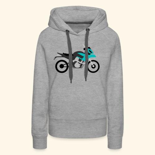 Xtrem - Grp - Sweat-shirt à capuche Premium pour femmes