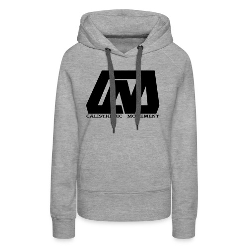 Calisthenic Movement - Frauen Premium Hoodie
