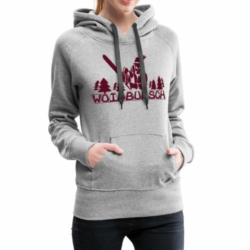 Woidbursch - Frauen Premium Hoodie