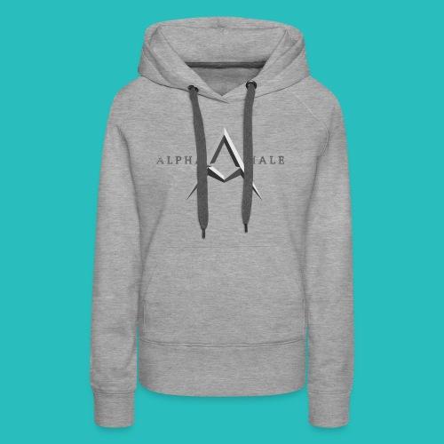 AlphaMale Original - Women's Premium Hoodie