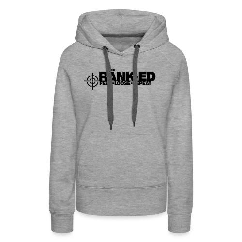 Ränk-ed - Women's Premium Hoodie