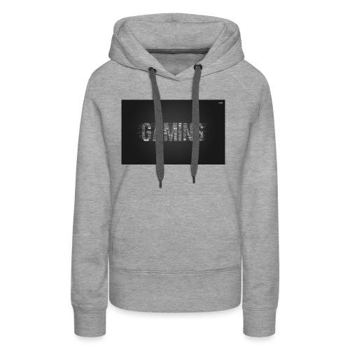 gaming pet - Vrouwen Premium hoodie