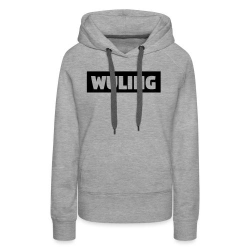 Wuling - Frauen Premium Hoodie