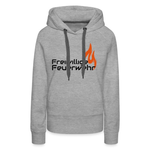 Freiwillige Feuerwehr - Frauen Premium Hoodie