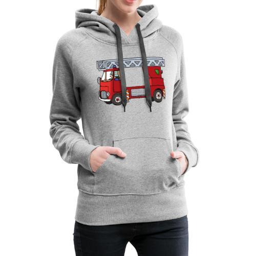 Drehleiter - Frauen Premium Hoodie