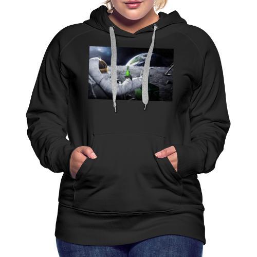 AstroBeer - Frauen Premium Hoodie