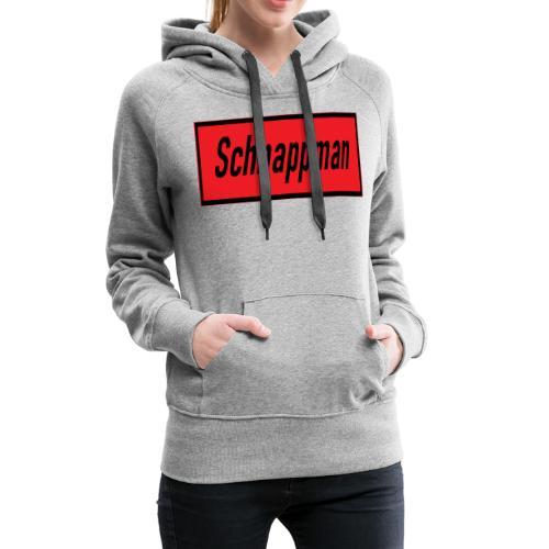Schnappman - Frauen Premium Hoodie