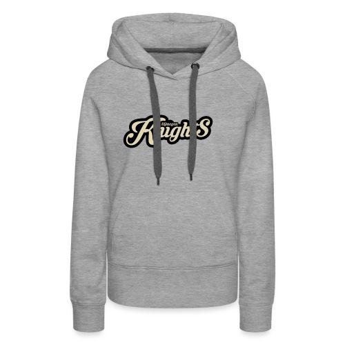 classic logo - Vrouwen Premium hoodie