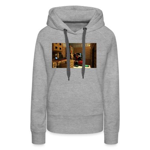 TRadeOfNorway T-Skjorte - Premium hettegenser for kvinner