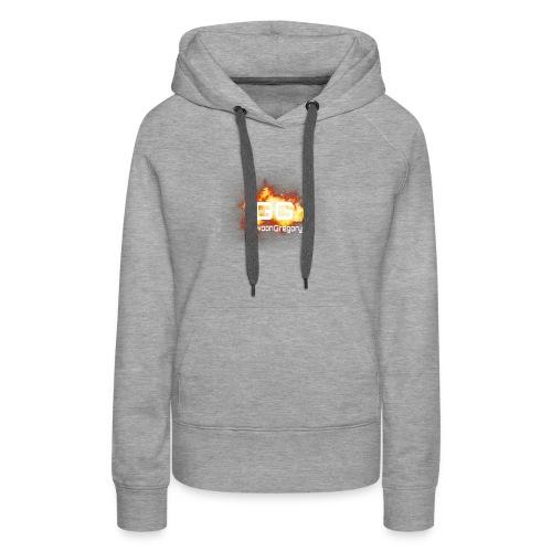 gewoongregory - Vrouwen Premium hoodie