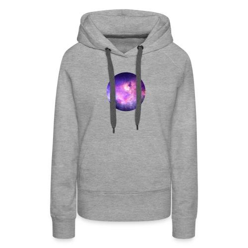 space-020 - Sweat-shirt à capuche Premium pour femmes