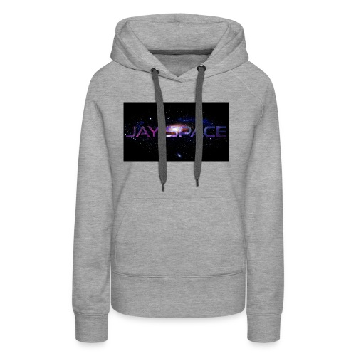 Jay Space - Naisten premium-huppari