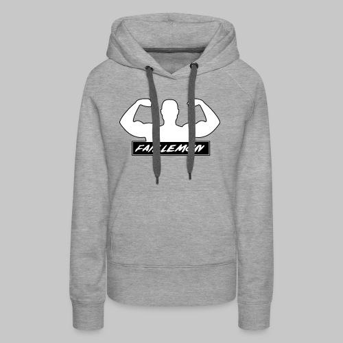 Faizlemouv - Vrouwen Premium hoodie