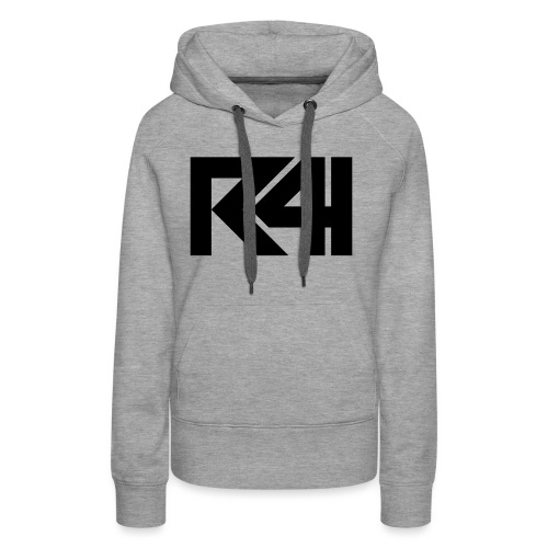 Ready 4 Impact ONLYLOGO - Vrouwen Premium hoodie