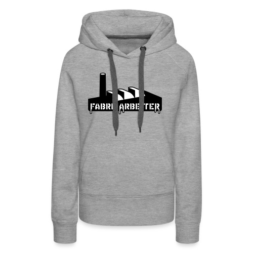 Fabrikarbeiter - Frauen Premium Hoodie