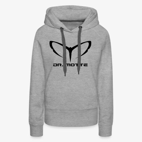 d. motte logo 2 - Women's Premium Hoodie